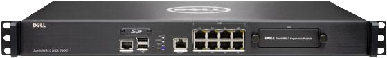 Dell SonicWALL NSA 2600