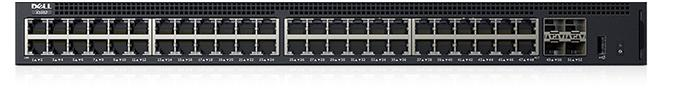 Обзор Dell Networking серии X